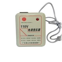 2000W Transformer, AC220V to AC110V, Voltage Converter