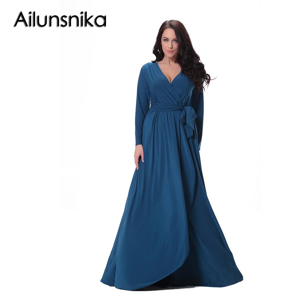 5f640a559579 Plus Size Floor Length Party Dresses - raveitsafe