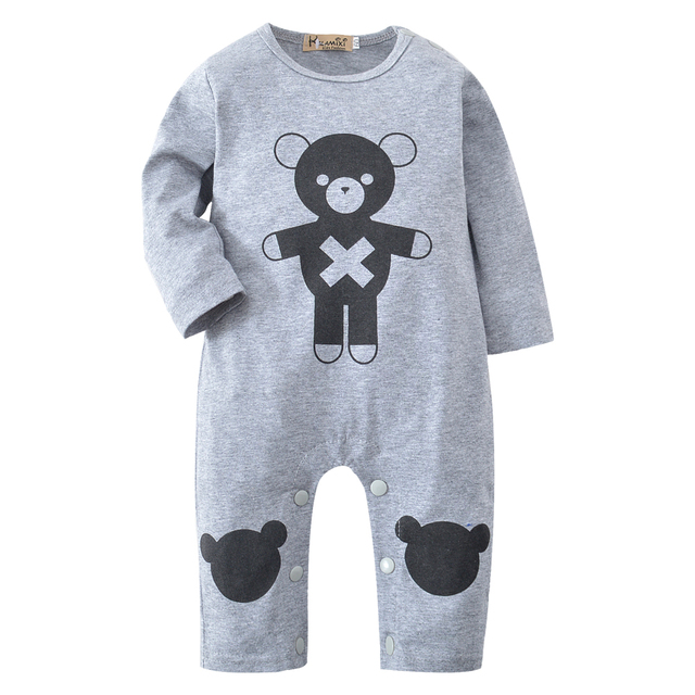 03d203a2f 2018 Hot selling Fashion Baby Boy Girl Clothes Newborn Toddler Long ...