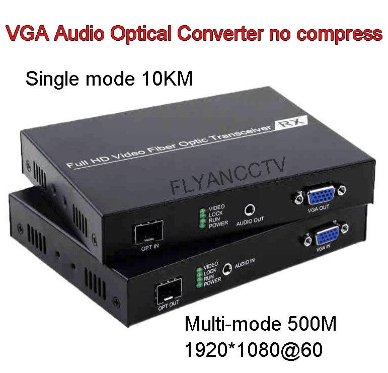 1ch Vga Hd 1920 1080 60 Stereo Audio No Compress Video