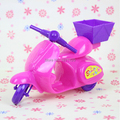 Hot Sale Moterbike Accessories for Barbie Doll Motorcycle Girls Dream Good Gift for Children Free Shipping
