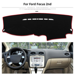 Image 3 - Car Dashboard Cover Mat Protect Pad Cover Car Accessories For LHD Ford Focus 2 3 2017 2016 2015 2014 2013 2012 2011 2010 2009