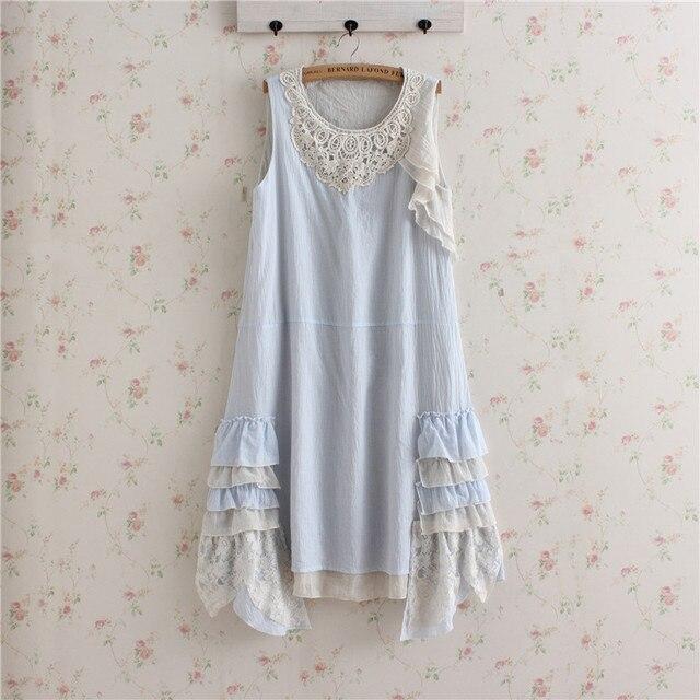 a4dbc48e76 Lolita robe de renda hippie harajuku preppy style robes robe curto robe  femme ete maxi kleid