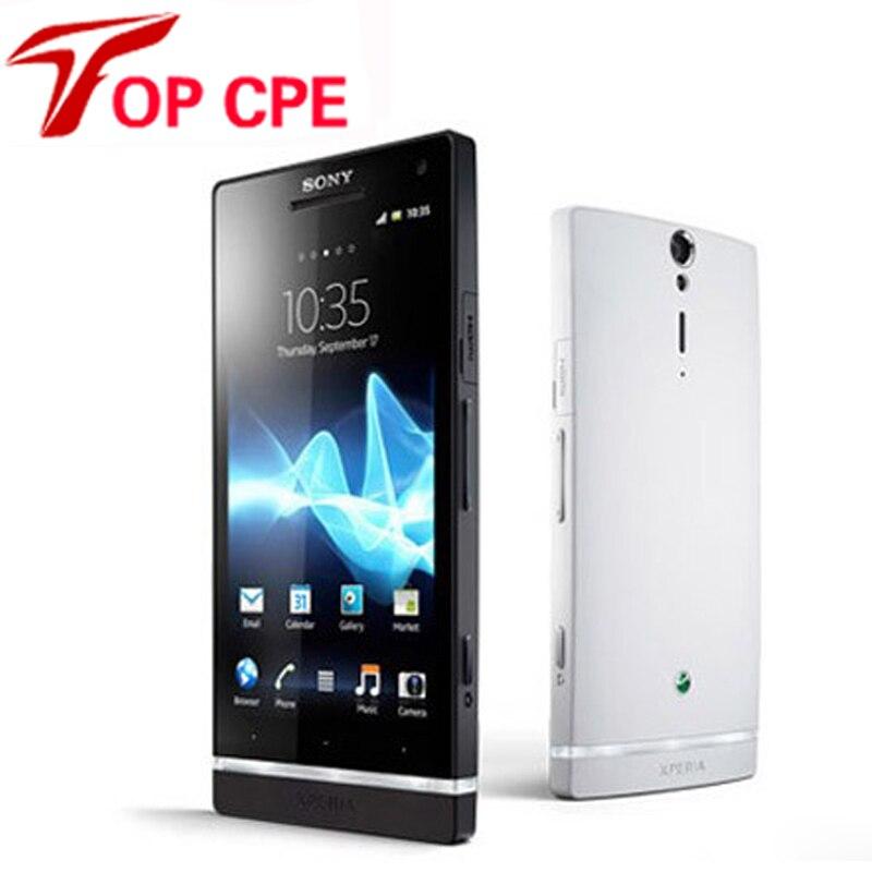 Original Unlocked Sony Xperia S LT26i Lts