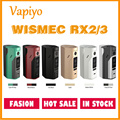 Original Wismec Reuleaux RX2/3 RX 2/3  rx23 rx 23 Electronic Mod TC 150W/200W Upgradeable Designed by Jaybo E-Cig Vape Clouds