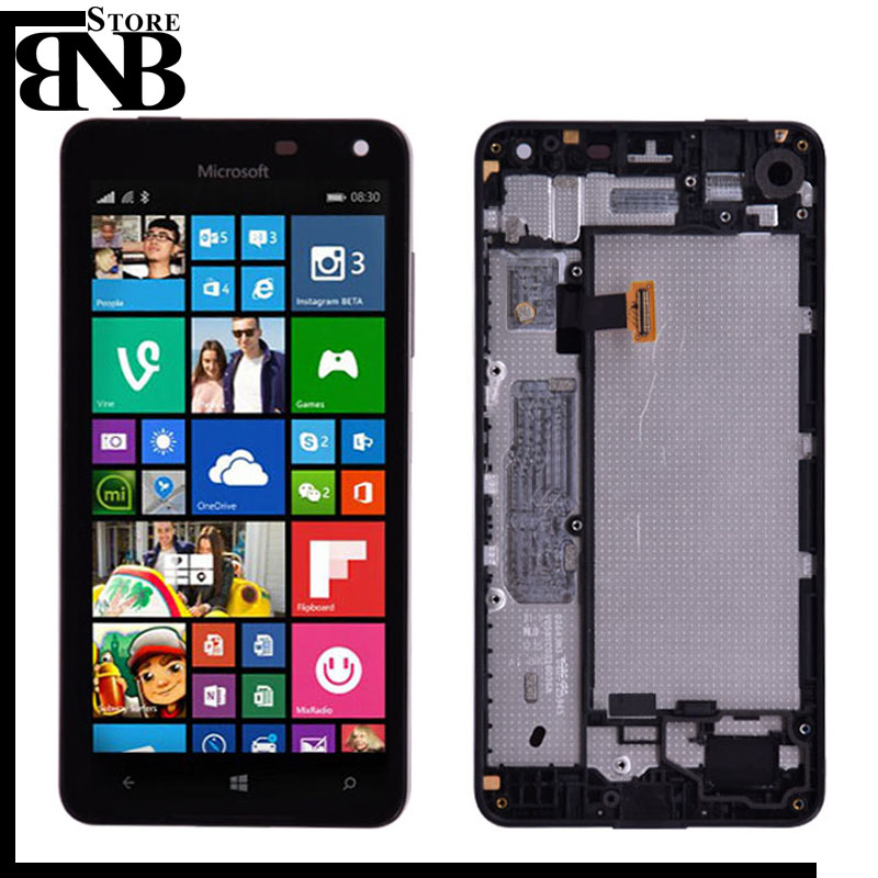 Original lumia 650 LCD For Microsoft Nokia Lumia 650 LCD Display and Touch Screen Digitizer Assembly with frame / without frameOriginal lumia 650 LCD For Microsoft Nokia Lumia 650 LCD Display and Touch Screen Digitizer Assembly with frame / without frame