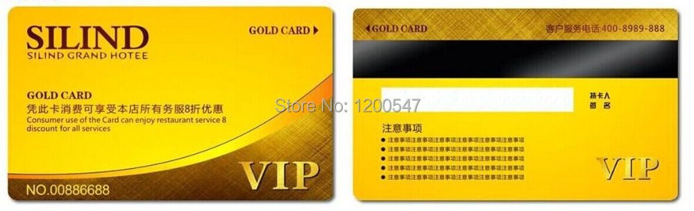 membership plastic cards Picture - More Detailed Picture about Gym ...