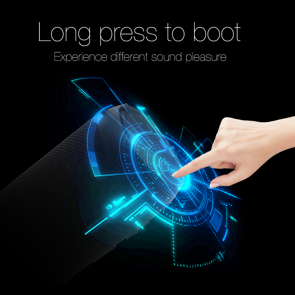 HOPESTAR P7 Loudspeaker Waterproof Shower Subwoofer Dancing Stereo Soundbar Wireless Bluetooth Speaker For Iphone SamsungHOPESTAR P7 Loudspeaker Waterproof Shower Subwoofer Dancing Stereo Soundbar Wireless Bluetooth Speaker For Iphone Samsung