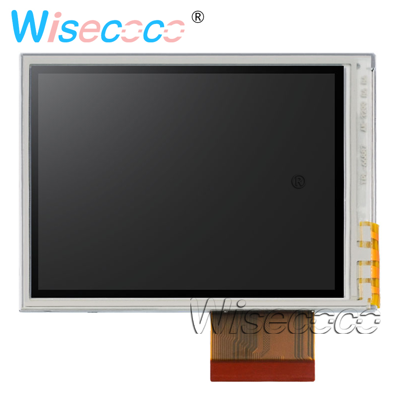 Original 3.5 inch TX09D70VM1CEA With Touch LCD Display Screen Panel