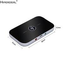 HIPERDEAL Bluetooth Transmitter + Receiver Wireless A2DP Stereo Audio Music Adapte Oct30