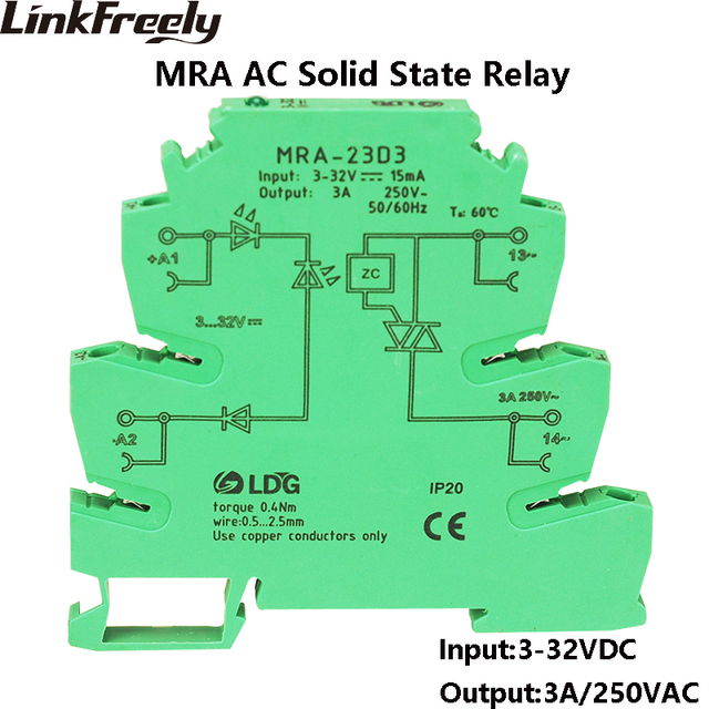 Remarkable Solid State Relay 12V Wiring Ssr Relay 12V Solid State Storage Wiring 101 Orsalhahutechinfo