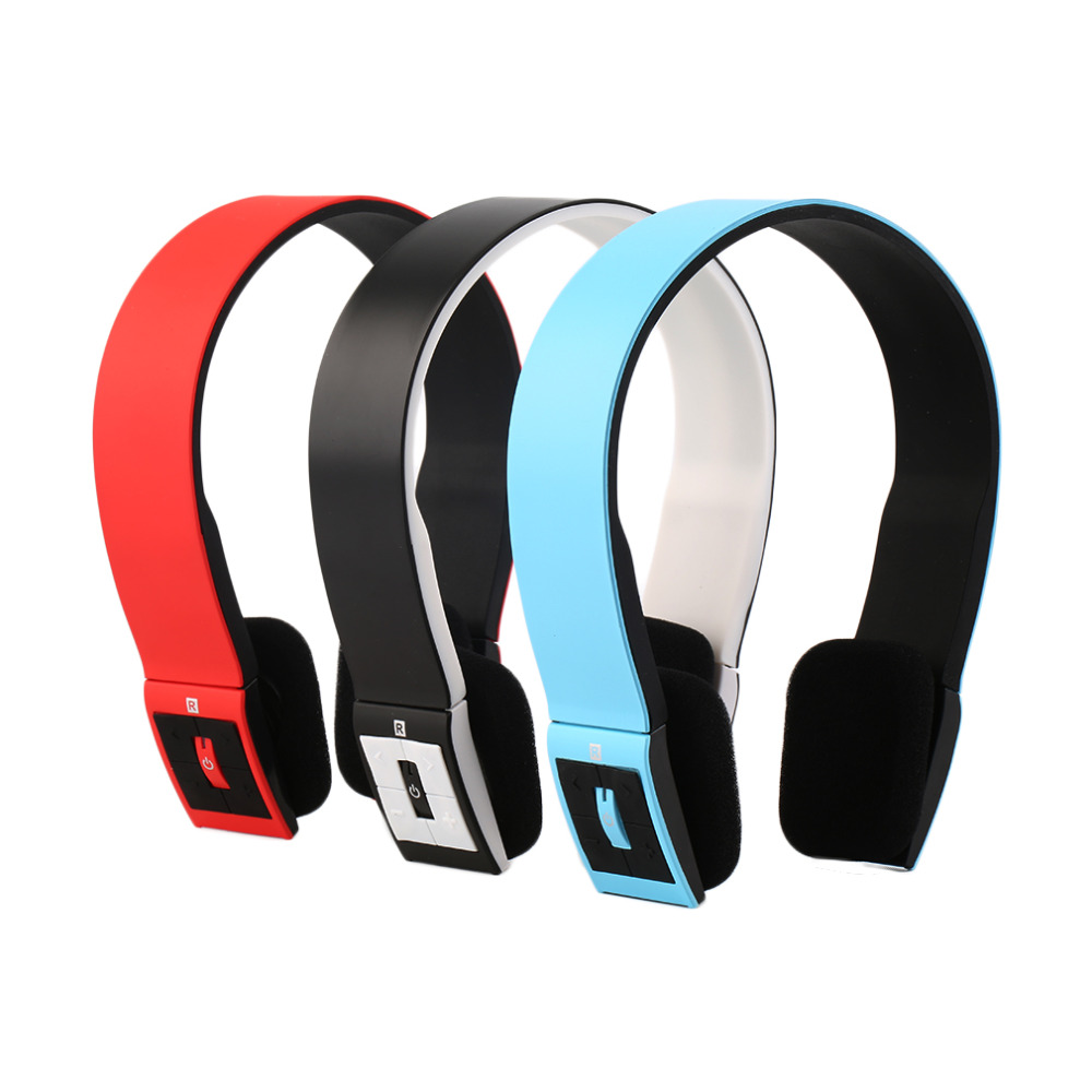 Bluetooth Sports Stereo Headset Headphone Mic for Mobile Phones Notebooks hot new hot high quality sports stereo earphones with mic 3 5mm universal use for mobile phones mp3 mp4 gg11101