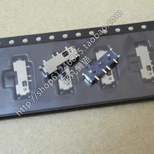 Free shipping FOR Samsung For HP laptop netbooks left boot switch reset switch pin 8(China)