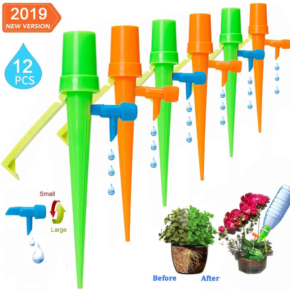 Stable Automatic Irrigation Watering Can Spike For Plant Flower Indoor Gardening Auto Drip Irrigation Watering System