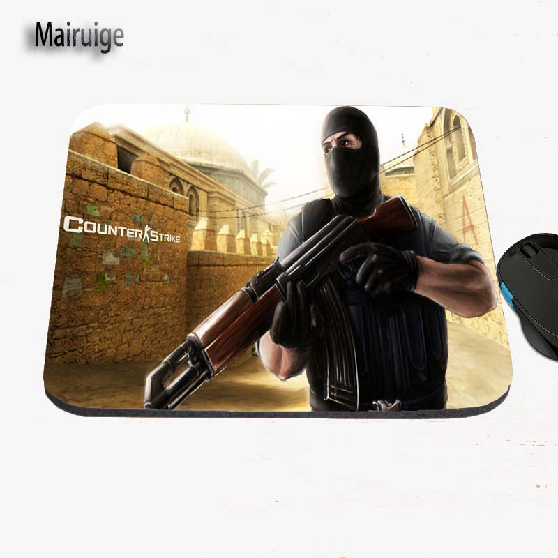 Mairuige Sniper DIY Game Characters To Print Custom Antiskid Computer Desk Rubber Mouse Pad Table Mat Can Be Used As A Gift ...