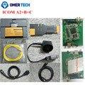 DHL ICOM A2 + B + C Processador Mais Rápido do Scanner Para BMW ICOM A2 Diagnóstico e Programador Para BMW ICOM A2 Sem HDD