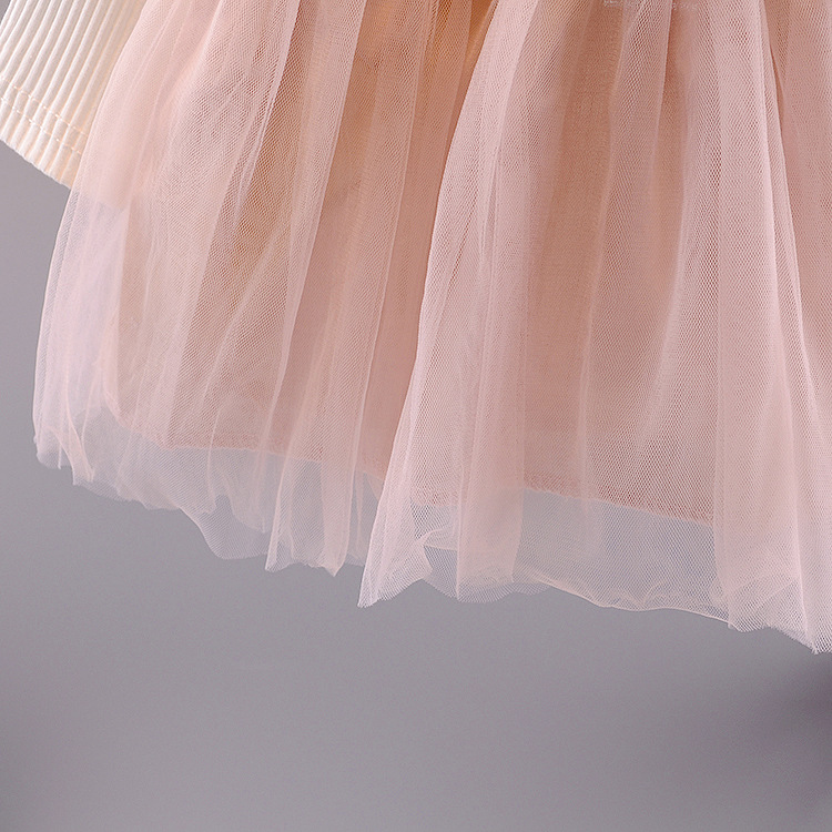 Осеннее платье для новорожденных; Хлопковое платье для малышей с ананасом; нарядные платья для девочек; Модная одежда для маленьких девочек