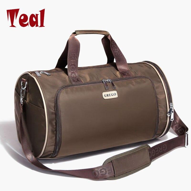 2017 Neue Mode Männer Reisetaschen Marken Oxford Große Wochenende Tasche Große Kapazität Marke Designer Business Hochwertige Gepäck Tasche Moderne Techniken