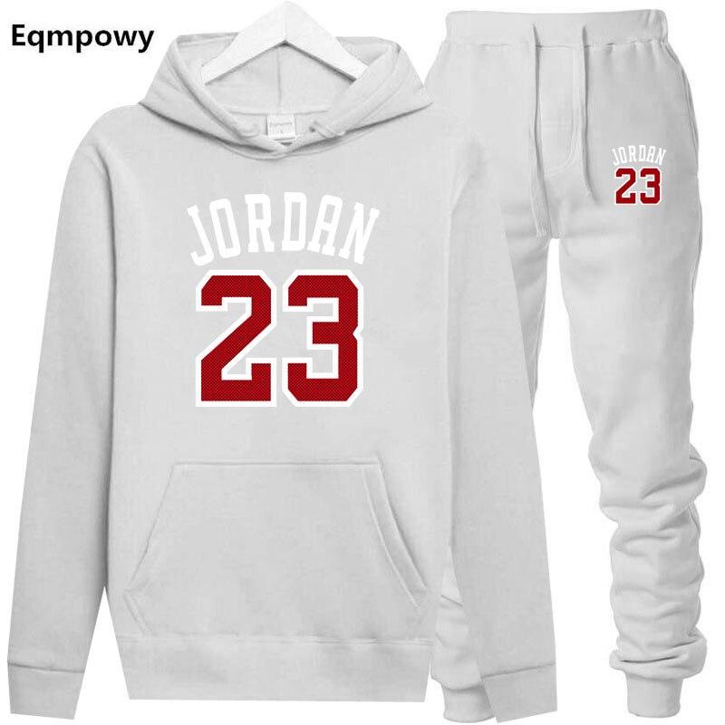 d6028334218c88 New 2018 Brand New Fashion JORDAN 23 Men Sportswear Print Men Hoodies  Pullover Hip Hop Mens