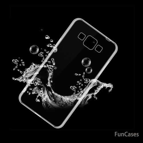 透明シリコン Fundas ため Coque samsung galaxy J4 J6 A6 A8 2018 J1 J3 J5 J7 A3 A5 A7 2016 2017 s3 S4 S5 S6 S7 エッジ Tpu ケース