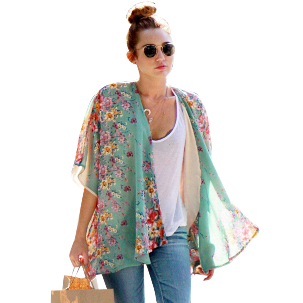 Popular Womens Summer Poncho Shirt-Buy Cheap Womens Summer Poncho ...