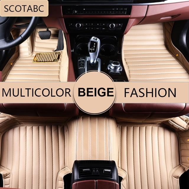 Scotabc Car Floor Mats For Bmw E30 E34 Luxury Car Mats Bmw E34 525i
