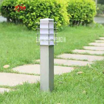 New S-6028 Garden Grass Lamp Outdoor Waterproof Light LED Stainless Steel Lawn Garden Lights Landscape Street Light Height 100CM