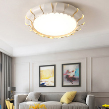 Modern Led Boy And Girl Room Decoration Ceiling Lamp Creative Ceiling light Bedroom Living Room Iron Lamp Simple LED light creative art aircraft ceiling lamp bedroom living room eye protection light children room cartoon decoration lamp free shipping