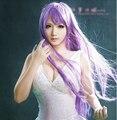 Code Geass Series Cornelia li Britannia Sword Art Online 2 Yuuki Konno Cordelia 80cm Long Purple Mixed Straight Cosplay Wig