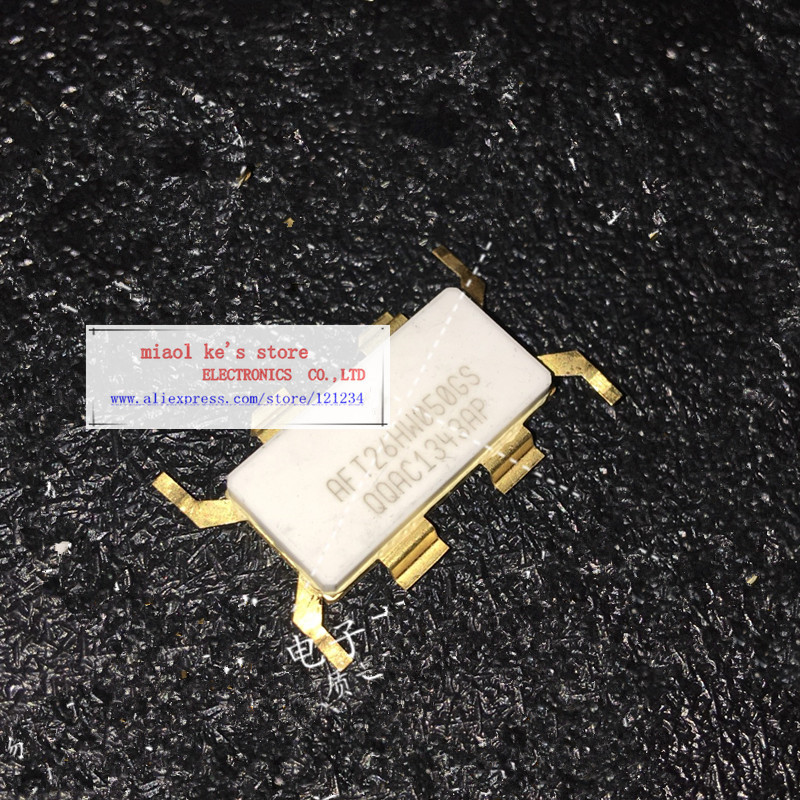 AFT26HW050GS AFT26HW050GS [Transistor MOSFET RF] nouvel Original