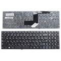 Ru preto novo para samsung rv511 rc510 rc520 rv520 rv515 rv518 rc512 teclado do laptop russa