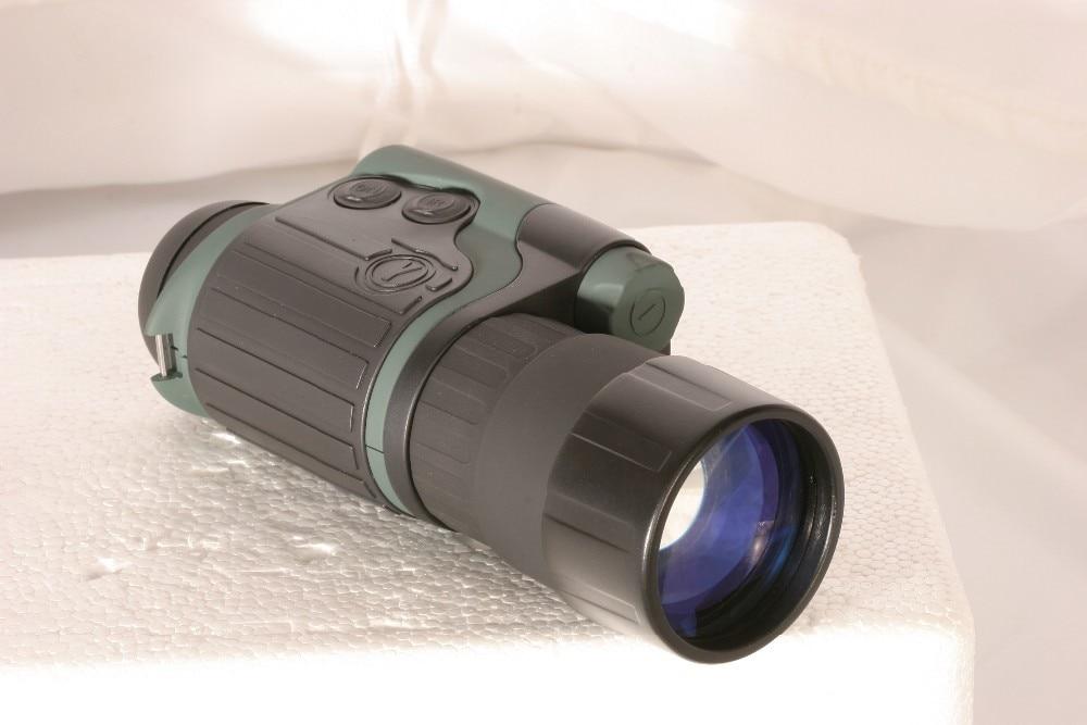 Originální Yukon 24127 infračervené noční vidění rozsah NVMT Spartan 4X50 NV monokulární pro lovní zařízení nočního vidění 4 zvětšení