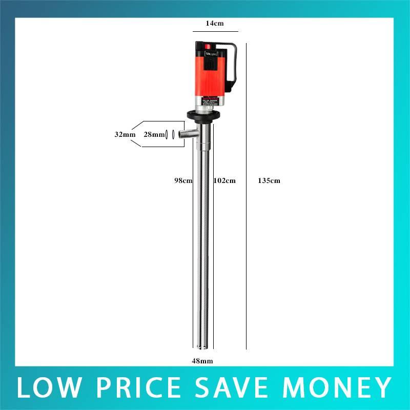 D98 Vertical Screw Pump 220V Liquid Transfer Pump Below 8000CPS ar350 2nd transfer screw nsrw 0033fczz ar351 355 3512 3511 3501