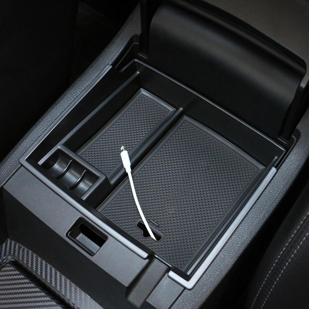 fit  honda accord armrest storage box arm rest pallet center console glove bin tray