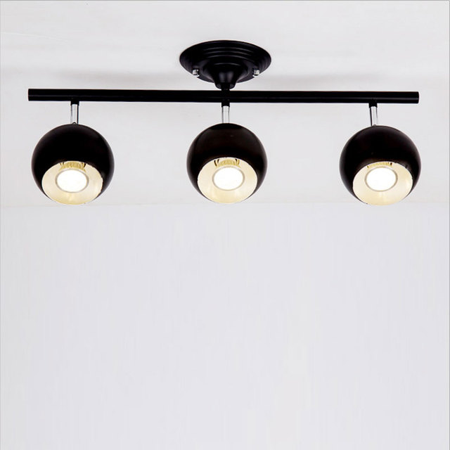 industrial track lighting systems. Led Track Light Industrial Lighting Spotlight Ceiling  Fixture Projecteur Systems