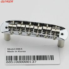Guitare robuste chromée, selle pont, pour FD, MUSTANG, JAZZMASTER, JAGUAR, nouveau