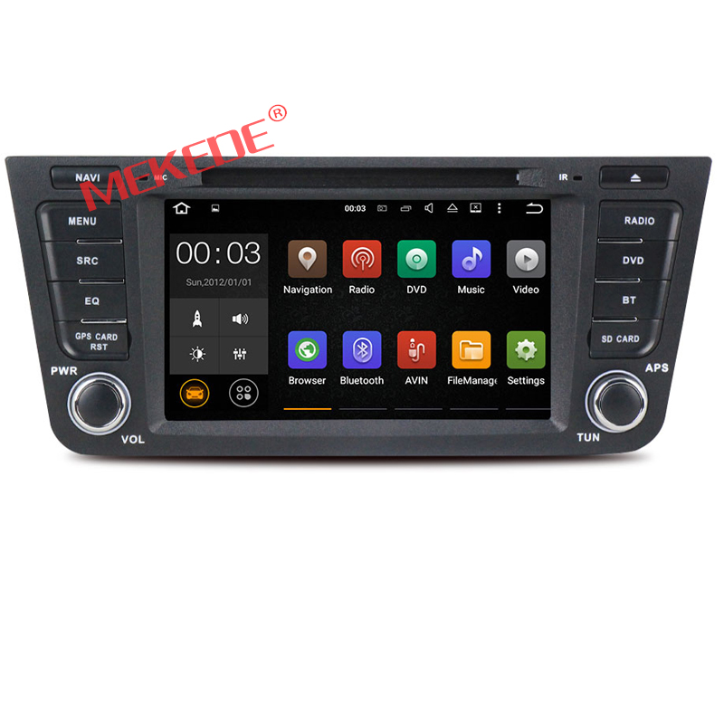 Russia Quad Core HD 1024 600 Android 7 1 car dvd player multimedia radio for Geely