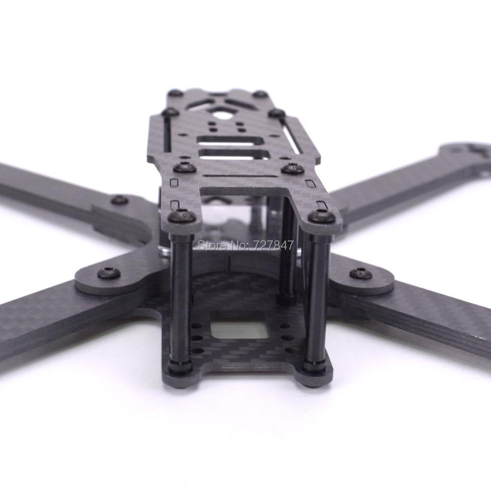 Image 5 - 3K Full Carbon Fiber True X XL5 V2 232mm / XL6 V2 283mm / XL7 V2 294mm / XL8 V2 360mm w/4mm arm Freestyle Frame for FPV Racing-in Parts & Accessories from Toys & Hobbies