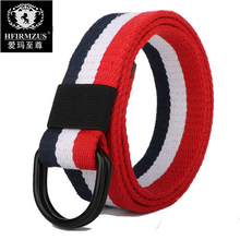Top Arrival Men's Belts for Women Canvas Luxury Belt Buckle Military Belt Army Tactical Belt for Male Quality Women girdle Strap