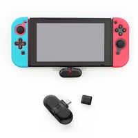 09553533180cdf TYPE-C USB C Trasmettitore Audio Bluetooth per Nintendo console Switch  adattatore