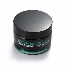 Vaclav Powder Activated Coconut Charcoal Natural Teeth Whitening, Tartar and Stain Removal