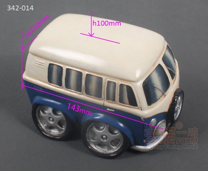 Moule à gâteau en Mousse 342-014 _ voiture minibus chocolat fondant gâteau moule silicone gâteau moule moule d'argile