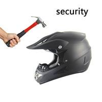 DOT MOTORCYCLE HELMETS moto ATV DIRT BIKE MOTOCROSS racing Helmet motocicleta casco capacetes M L XL SIZE