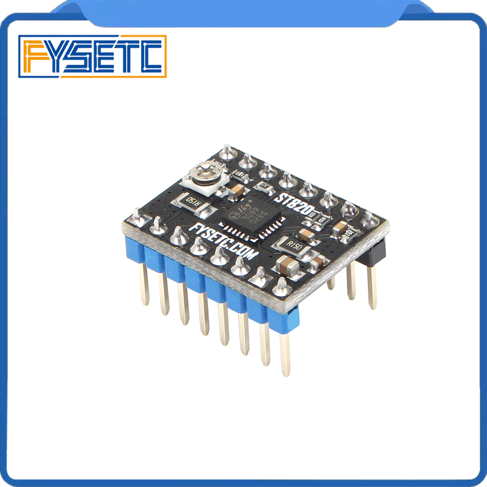 ST820 Motor Driver Stepping Smallest 45V Microstepping Peak Current 2.5A RMS Current 1.5A Suitable RAMPS VS TMC2130