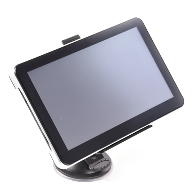 7 дюймов автомобиля GPS с емкостный экран навигации МР3 видео плеер многоязычная автомобильные ГПС-навигаторы навигатор