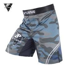 WTUVIVE MMA Men Warrior Boxing Fitness Breath Shorts Tiger Cheap Taekwondo shorts mma