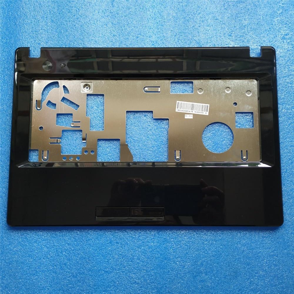 New Oirginal Lenovo G480 G485 Palmrest cover keyboard bezel case Baking varnish Laptop Replace Cover