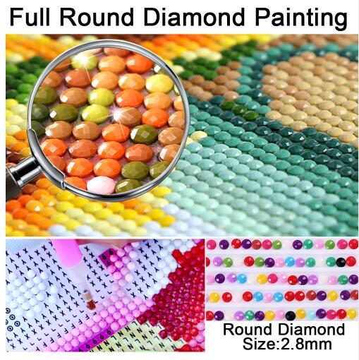 5D DYI Diamond Painting Cola Beauty Beautiful Lady Cross Stitch Diamond Embroidery Diamond Mosaic Picture Decoration Gift
