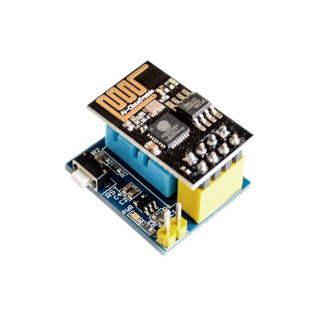 ESP8266 ESP 01 ESP 01S DHT11 Temperature Humidity Sensor Module esp8266  Wifi NodeMCU Smart Home IOT DIY Kit-in Integrated Circuits from Electronic