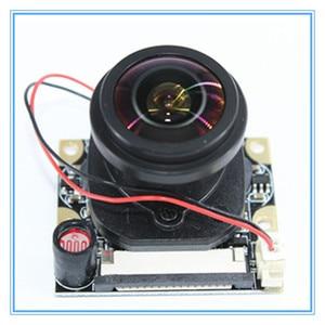 Image 3 - Raspberry Pi 3 B 5MP Camera module IR CUT 175 Degree Focal Adjustable Length Night Vision NoIR Camera module for Raspberry Pi 3